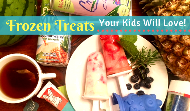 frozen treat recipes