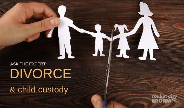 Divorce & Child Custody